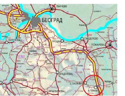 velika plana srbija mapa Sajt opštine Velika Plana velika plana srbija mapa
